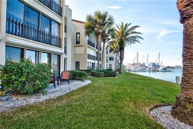 868 Bayway Boulevard UNIT 105, Clearwater Beach, FL 33767 - MLS#: U7845785