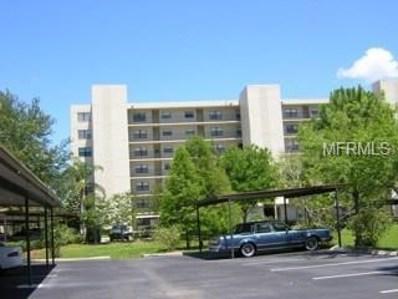800 Cove Cay Drive UNIT 2G, Clearwater, FL 33760 - MLS#: U7845869