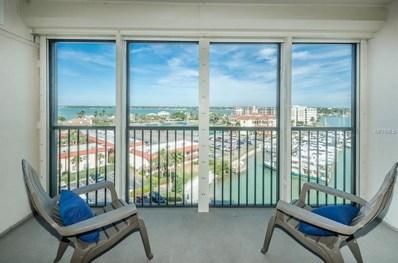 10355 Paradise Boulevard UNIT 711, Treasure Island, FL 33706 - MLS#: U7845899
