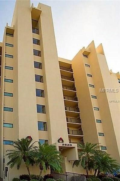 2620 Cove Cay Drive UNIT 107, Clearwater, FL 33760 - MLS#: U7845967
