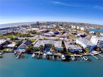 225 104TH Avenue UNIT 108, Treasure Island, FL 33706 - MLS#: U7846357