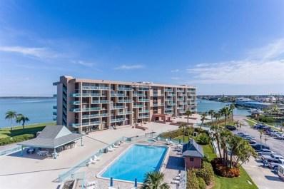 1 Key Capri UNIT 202E, Treasure Island, FL 33706 - MLS#: U7846404