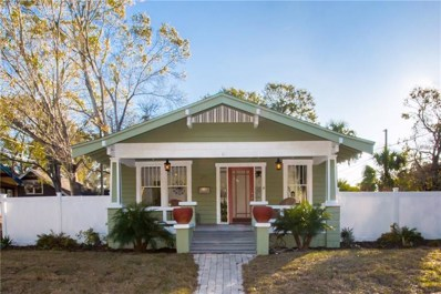 217 27TH Street N, St Petersburg, FL 33713 - MLS#: U7846435