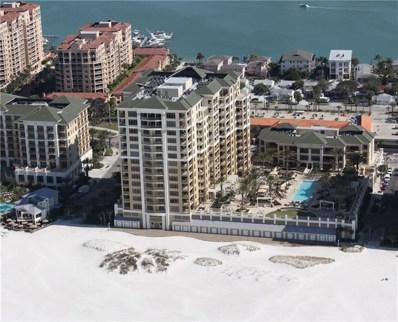 11 Baymont Street UNIT 804, Clearwater Beach, FL 33767 - MLS#: U7846515
