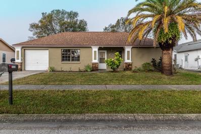 1333 Persimmon Drive, Holiday, FL 34691 - MLS#: U7846566