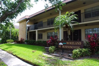 1320 Moreland Drive UNIT 1, Clearwater, FL 33764 - MLS#: U7846588