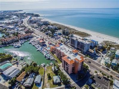 13235 Gulf Boulevard UNIT 607, Madeira Beach, FL 33708 - MLS#: U7846613