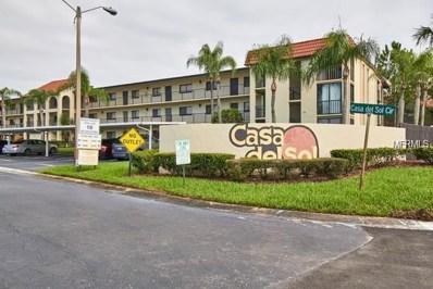 3077 Casa Del Sol Circle UNIT 301, Clearwater, FL 33761 - MLS#: U7846713