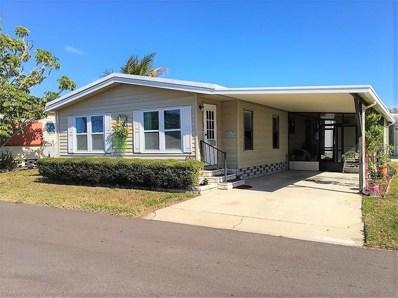 6807 Mount Pleasant Road NE UNIT 51, St Petersburg, FL 33702 - MLS#: U7846744