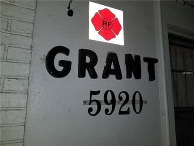 5920 18TH Street N UNIT 3, St Petersburg, FL 33714 - MLS#: U7846764