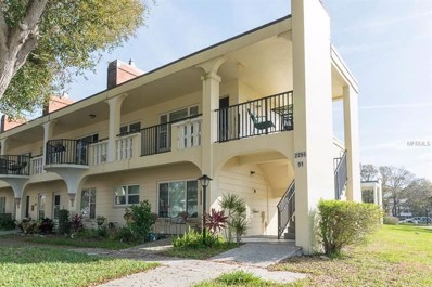 2295 Mexican Way UNIT 45, Clearwater, FL 33763 - MLS#: U7847505