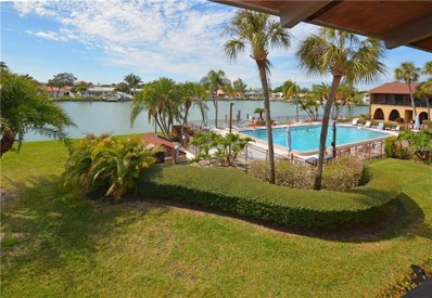 509 Plaza Seville Court UNIT 20, Treasure Island, FL 33706 - MLS#: U7847605