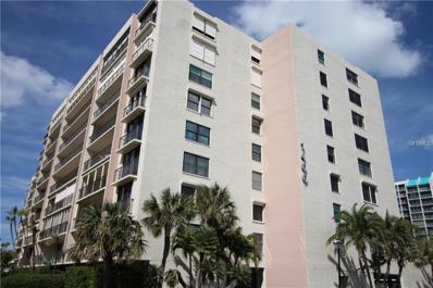 1400 Gulf Boulevard UNIT 209, Clearwater Beach, FL 33767 - MLS#: U7847943