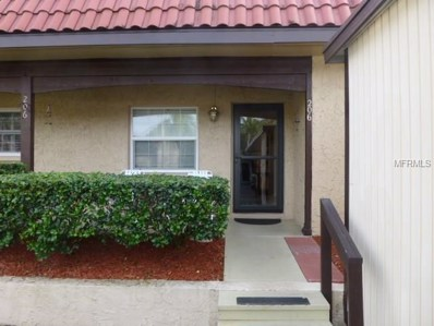 601 N Hercules Avenue UNIT 206, Clearwater, FL 33765 - MLS#: U7848040