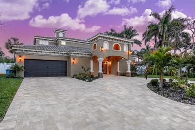 372 4TH Avenue N, Tierra Verde, FL 33715 - MLS#: U7848069