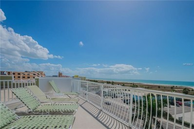 11605 Gulf Boulevard UNIT 601, Treasure Island, FL 33706 - MLS#: U7848127