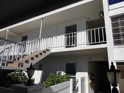 1655 S Highland Avenue UNIT A204, Clearwater, FL 33756 - MLS#: U7848362