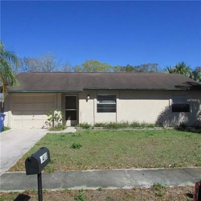7413 Riverbank Drive, New Port Richey, FL 34655 - MLS#: U7848463