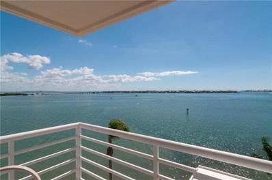 6105 Bahia Del Mar Circle UNIT 682, St Petersburg, FL 33715 - MLS#: U7848492