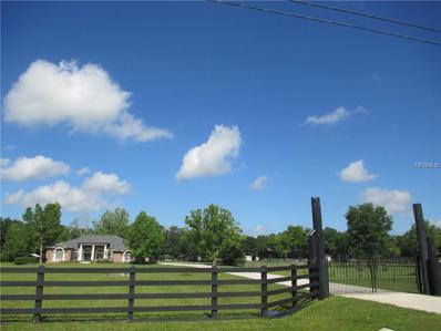 344 Appaloosa Road, Tarpon Springs, FL 34688 - MLS#: U7848587