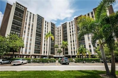 10355 Paradise Boulevard UNIT 411, Treasure Island, FL 33706 - MLS#: U7848667