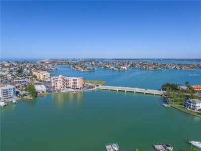 285 107TH Avenue UNIT 705, Treasure Island, FL 33706 - MLS#: U7848950