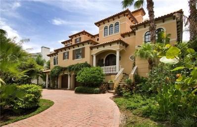 109 Augusta Avenue, Palm Harbor, FL 34683 - MLS#: U7849136