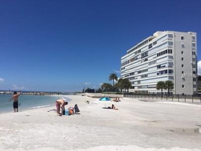 7000 Beach Plaza UNIT 403, St Pete Beach, FL 33706 - MLS#: U7849269
