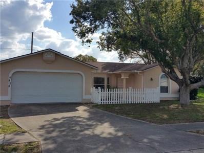 6828 Hills Drive, New Port Richey, FL 34653 - MLS#: U7849312