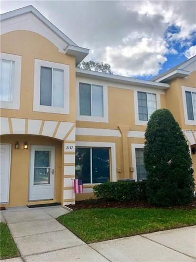 2147 Fluorshire Drive, Brandon, FL 33511 - MLS#: U7849489
