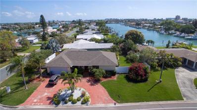585 Capri Boulevard, Treasure Island, FL 33706 - MLS#: U7849515
