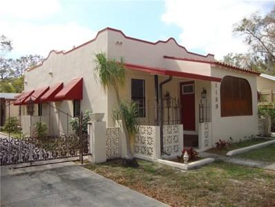 1189 Iva Street, Clearwater, FL 33755 - MLS#: U7849524