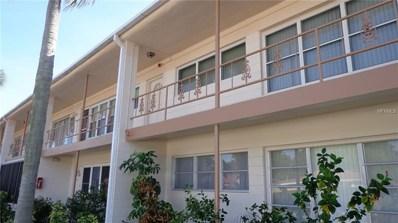 4001 58TH Street N UNIT 16, Kenneth City, FL 33709 - MLS#: U7849597
