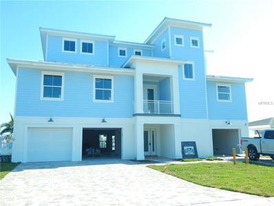 393 173RD Avenue E, North Redington Beach, FL 33708 - MLS#: U7849663