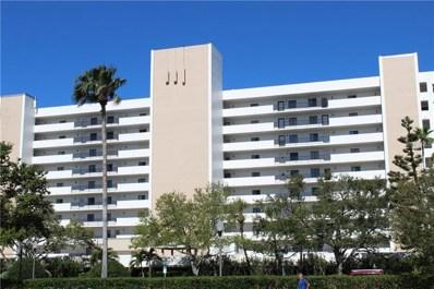 1250 Gulf Boulevard UNIT 505, Clearwater Beach, FL 33767 - MLS#: U7849727