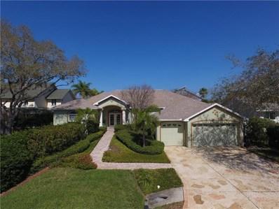 876 Ponce De Leon Drive, Tierra Verde, FL 33715 - MLS#: U7849873