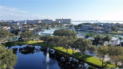 5950 Pelican Bay Plaza S UNIT 803, Gulfport, FL 33707 - MLS#: U7850040