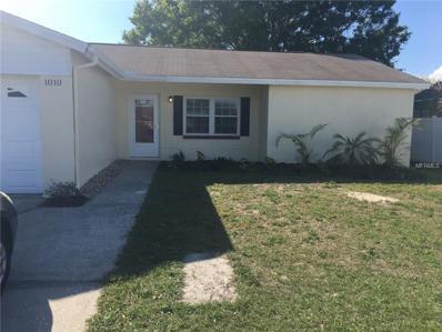 1010 Coolwood Place, Brandon, FL 33511 - MLS#: U7850057