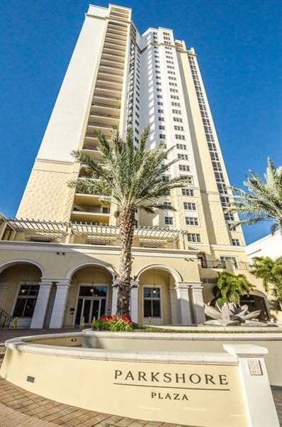 300 Beach Drive NE UNIT 2301, St Petersburg, FL 33701 - MLS#: U7850149