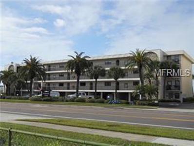 3500 Gulf Boulevard UNIT 205, Belleair Beach, FL 33786 - MLS#: U7850254