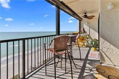 14950 Gulf Boulevard UNIT 1106, Madeira Beach, FL 33708 - MLS#: U7850326