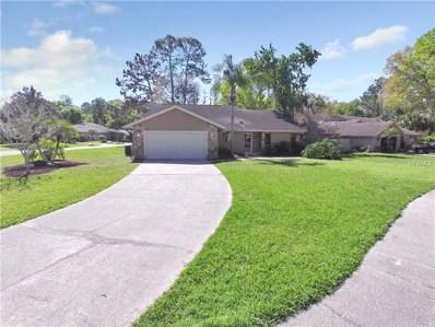 3422 Tarpon Woods Boulevard, Palm Harbor, FL 34685 - MLS#: U7850399