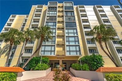 800 S Gulfview Boulevard UNIT 702, Clearwater Beach, FL 33767 - MLS#: U7850493