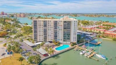 10355 Paradise Boulevard UNIT 301, Treasure Island, FL 33706 - MLS#: U7850654