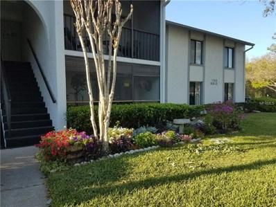 1290 Pine Ridge Circle E UNIT H1, Tarpon Springs, FL 34688 - MLS#: U7850658
