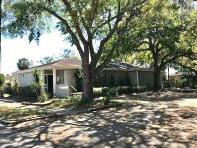 35 W Lemon Street, Tarpon Springs, FL 34689 - MLS#: U7850709