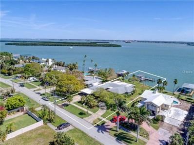 909 Bay Esplanade, Clearwater Beach, FL 33767 - MLS#: U7850895