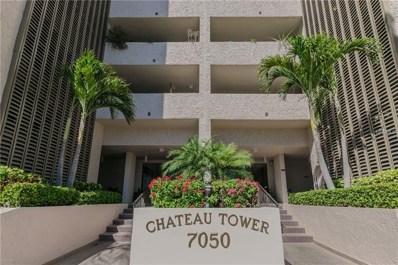 7050 Sunset Drive S UNIT 716, South Pasadena, FL 33707 - MLS#: U7851098