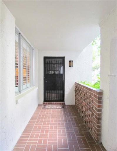 2699 Seville Boulevard UNIT 103, Clearwater, FL 33764 - MLS#: U7851100