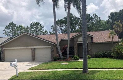 3213 Glenridge Court, Palm Harbor, FL 34685 - MLS#: U7851143